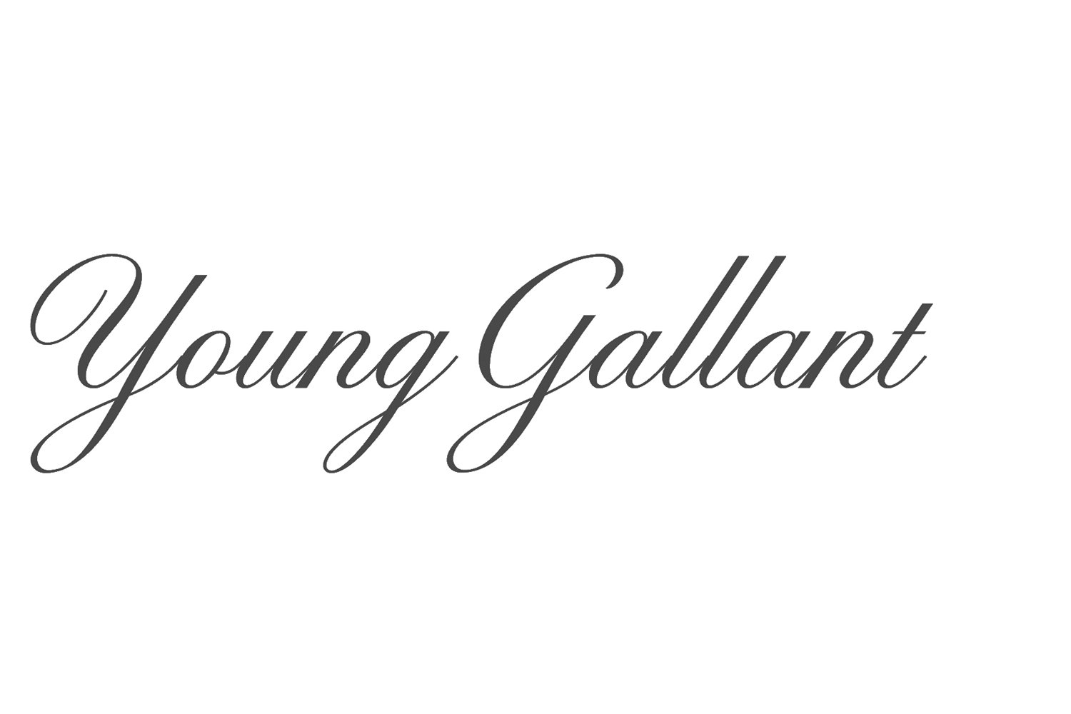 Young Gallant